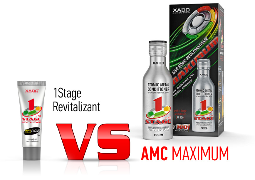 Revitalizant ® Or Atomic Metal Conditioner. Which One To