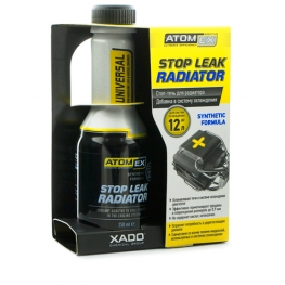 Atomex Stop leak radiator