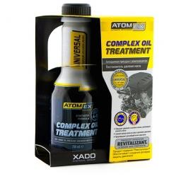 Atomex Complex oil treatment - anti-smoke oil treatment