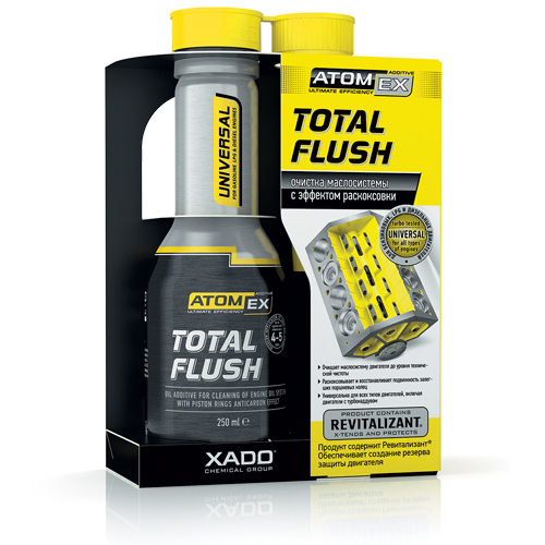 AtomEX Total Engine Flush